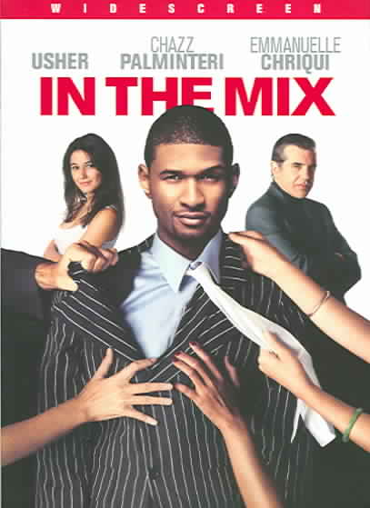 IN THE MIX BY RAYMOND,USHER (DVD)